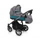 Baby Design Husky 3 в 1 (с креслом Maxi-Cosi Cabrio Fix)