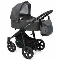 Baby Design Lupo Comfort 3 в 1 (с креслом Cybex Aton Basic)