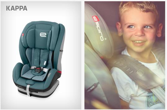 фото автомобильного кресла эспиро