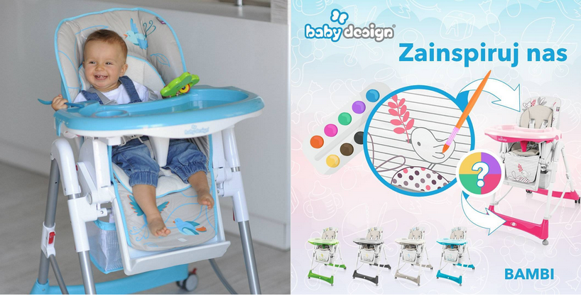 фото стульчиков для кормления ребенка baby design