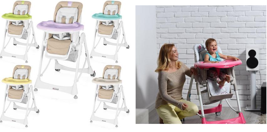 фото детских стульчиков для кормления espiro