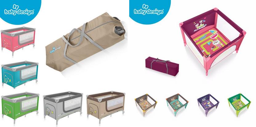 фото кроватки манежа baby design